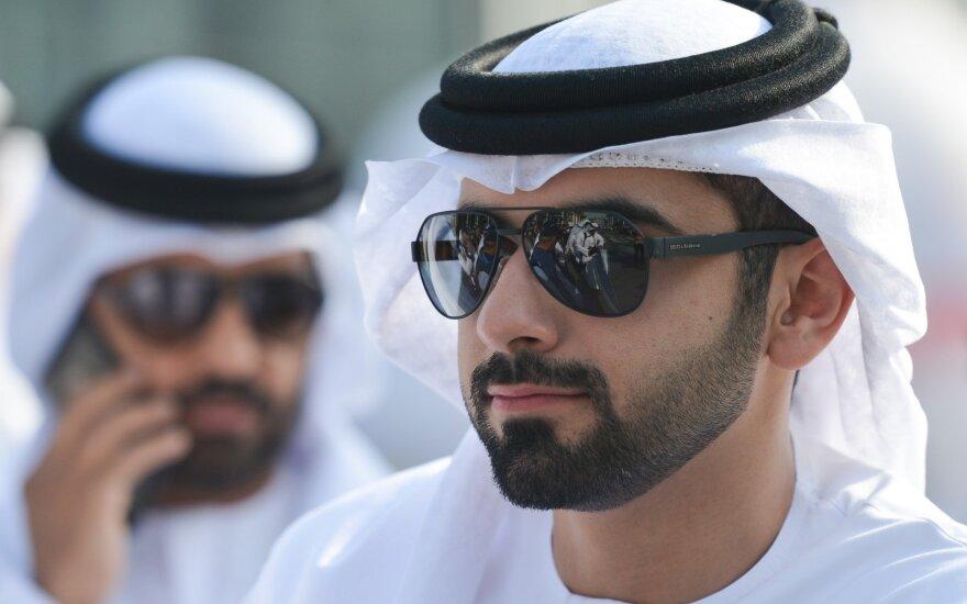 Hamdanas bin Mohammedas bin Rashidas Al Maktoumas