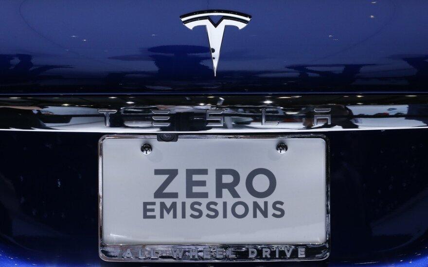 """Tesla Motors"""