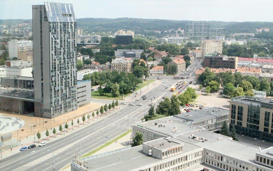 Vilnius' Municipality building