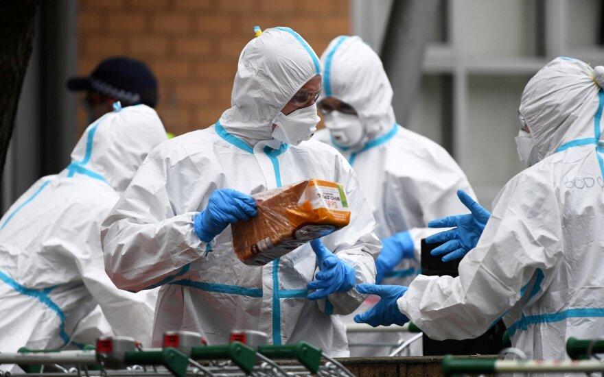 PSO užfiksavo rekordinius naujų COVID-19 infekcijų skaičius pasaulyje, padėtis sparčiai blogėja JAV, Indijoje, Pietų Amerikoje