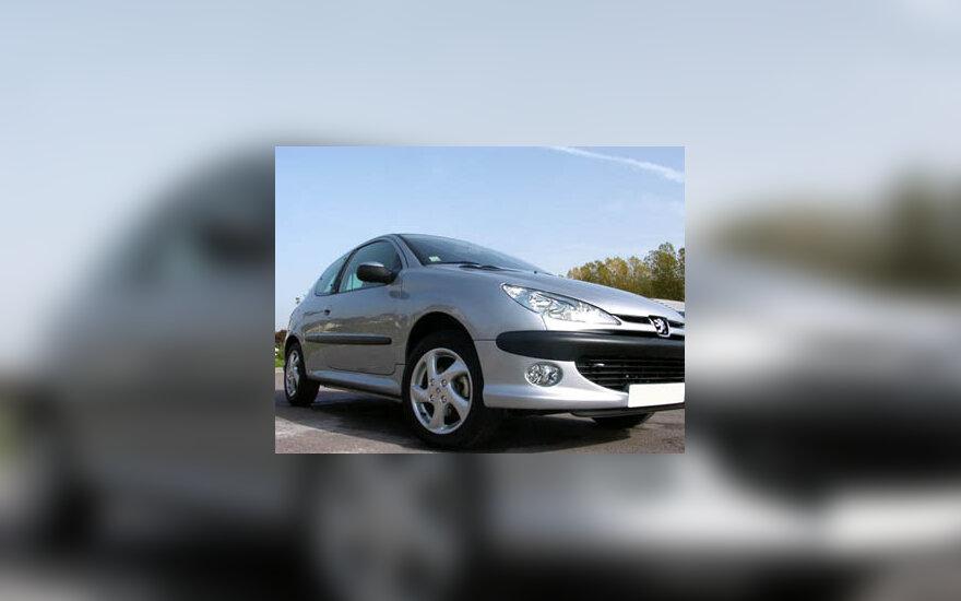 """Peugeot """"206 Quiksilver"""""""