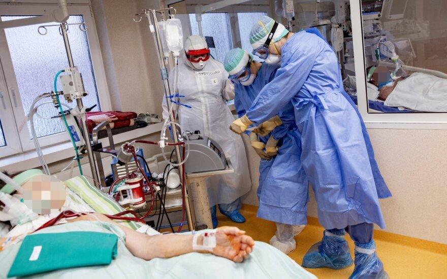 17 milijonų žmonių apėmęs tyrimas parodė tikruosius COVID-19 mirčių rizikos faktorius