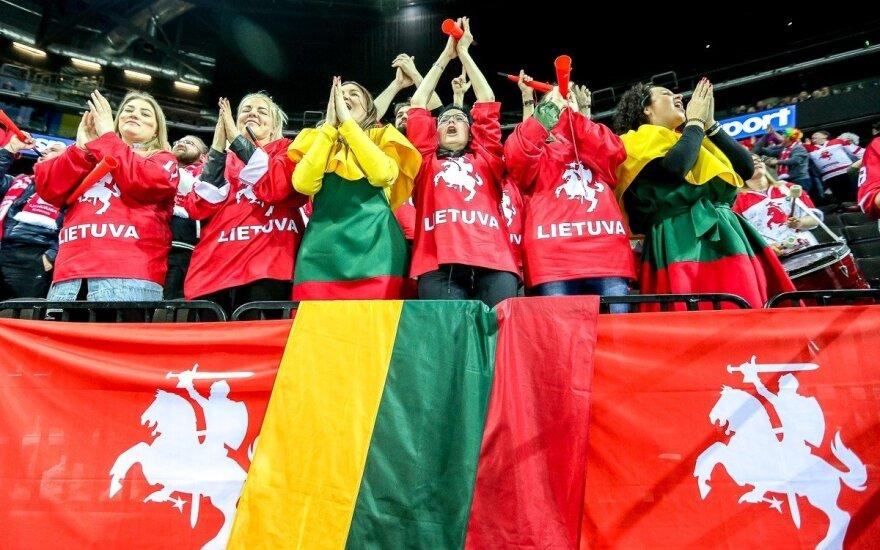 Dėl aukso susitiks Lietuva ir Estija, tikimąsi pagerinti visų laikų lankomumo rekordą