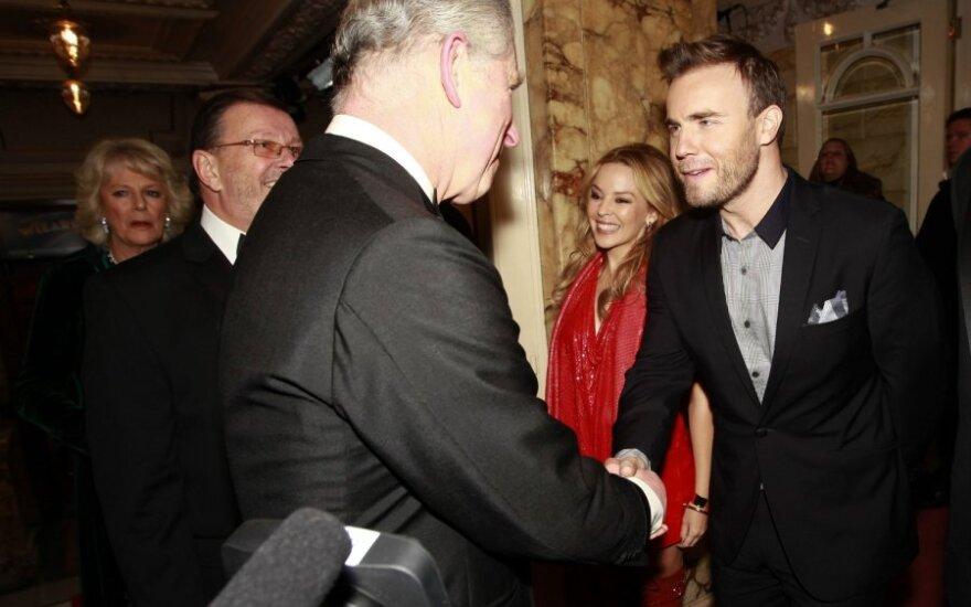 Princas Čarlzas ir Gary Barlow