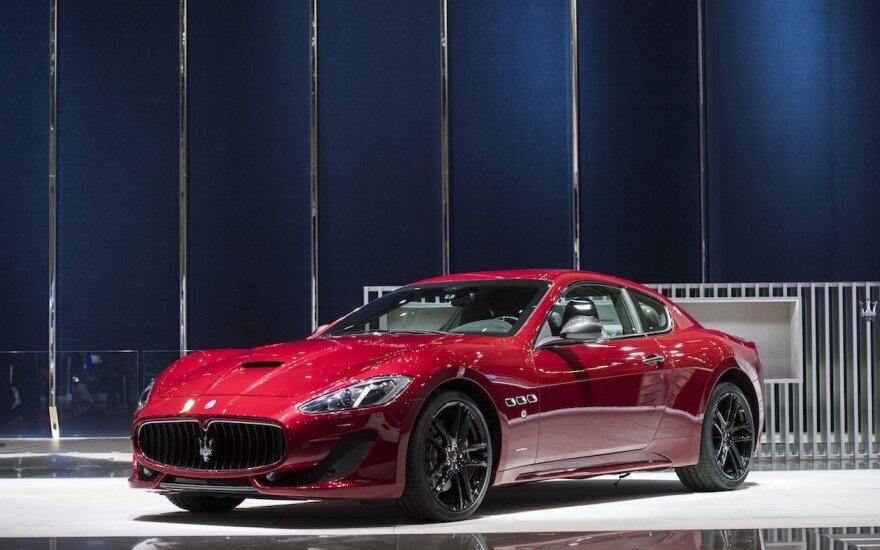 """""""Maserati GranTourismo Sport Special Edition"""""""