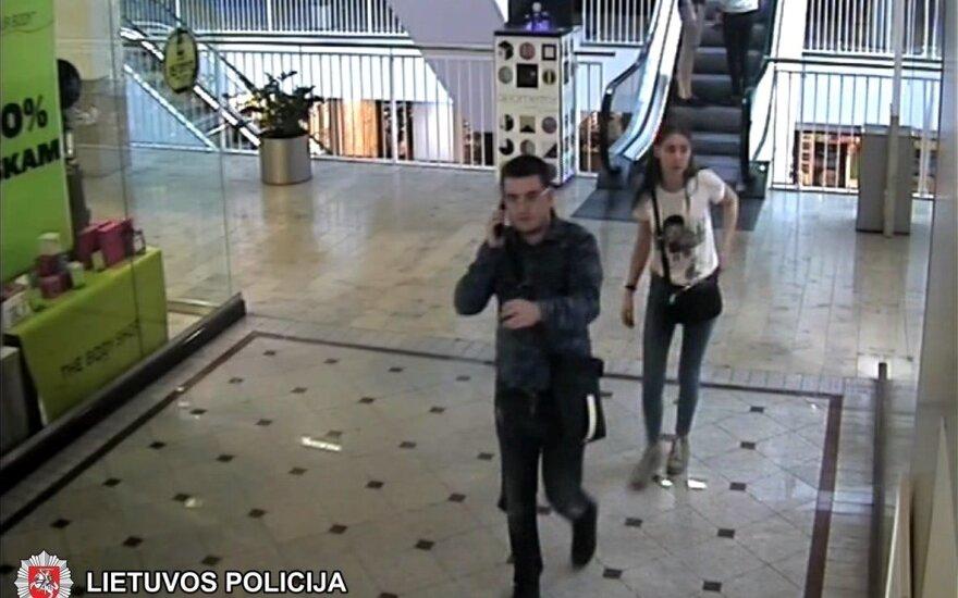 """Sostinėje iš parduotuvės """"Šveicarija"""" pavogtas brangus laikrodis"""