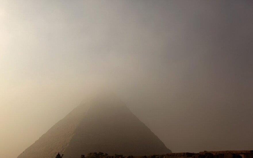 Pasaulis pratrūko iš susijaudinimo: viena didžiausių Egipto paslapčių pagaliau bus atskleista