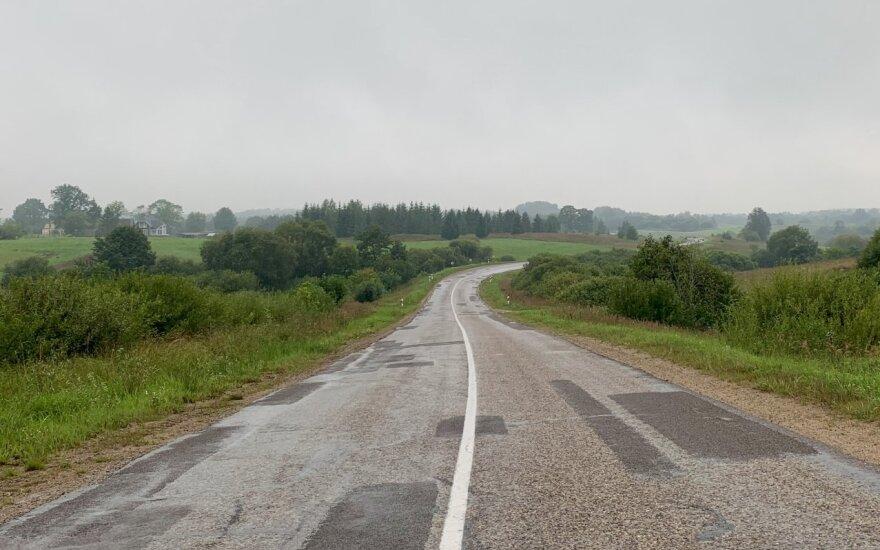 Senasis Molėtų kelias