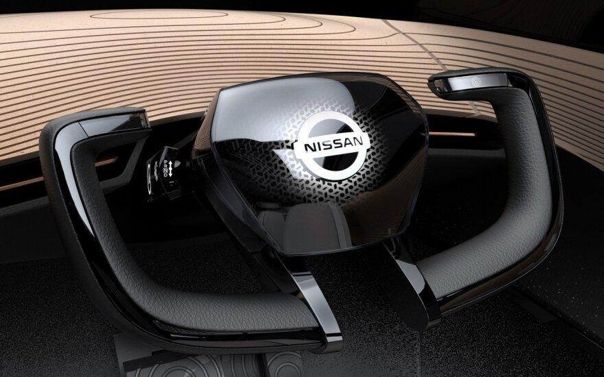 """Po patikros skandalo """"Nissan"""" vadovas žada grąžinti dalį savo atlyginimo"""