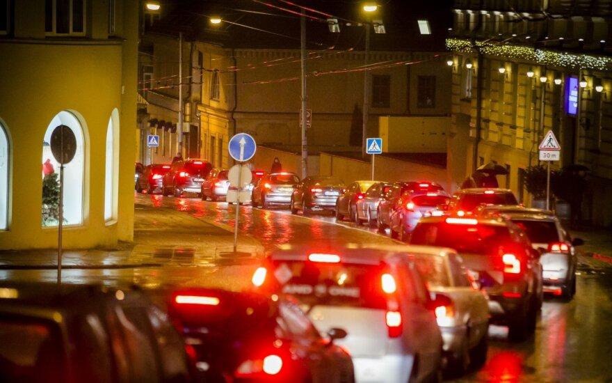 Vilniaus meras: kuriamas vaistas spūstims mažinti