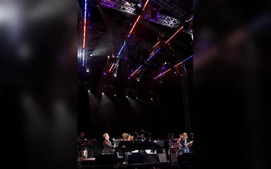 Elton John koncertas