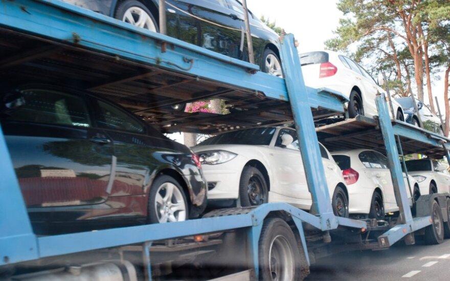 VMI perspėja: pirkdami automobilį galite prisidėti prie nusikaltimo