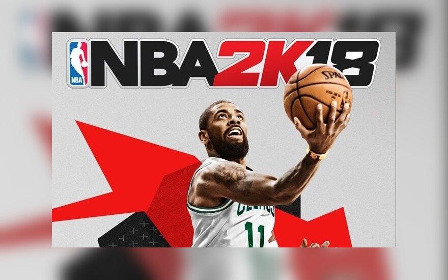 Galimas naujas NBA 2K viršelis
