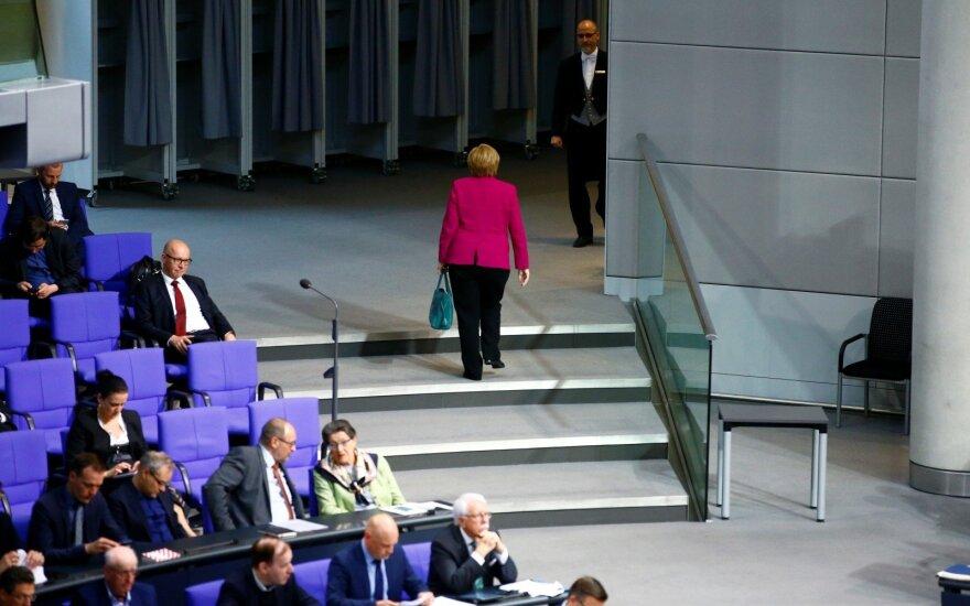 Vokietijos parlamentas