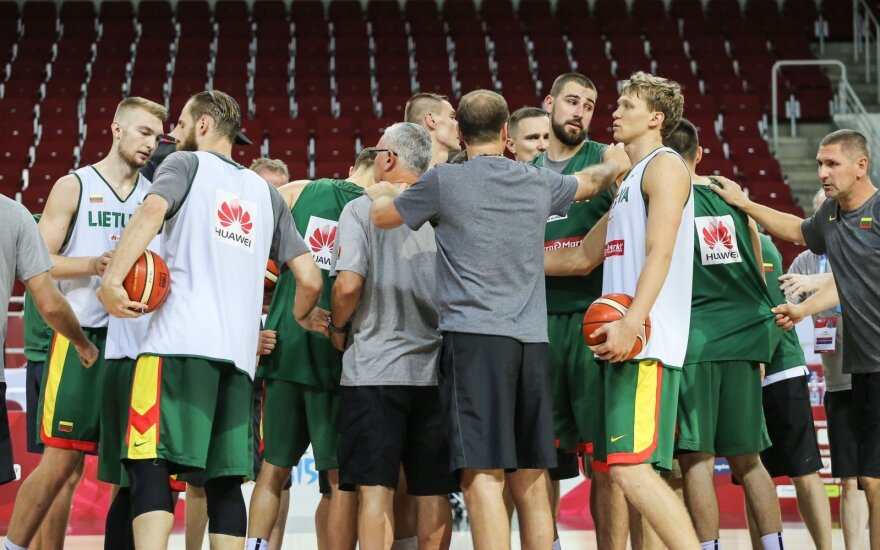 Basketball to bring Latvia and Lithuania closer