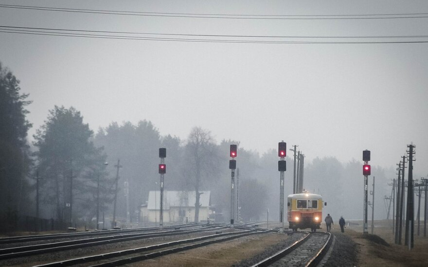 Lithuanian Railways pays millions to ex-Latvian KGB officer's company