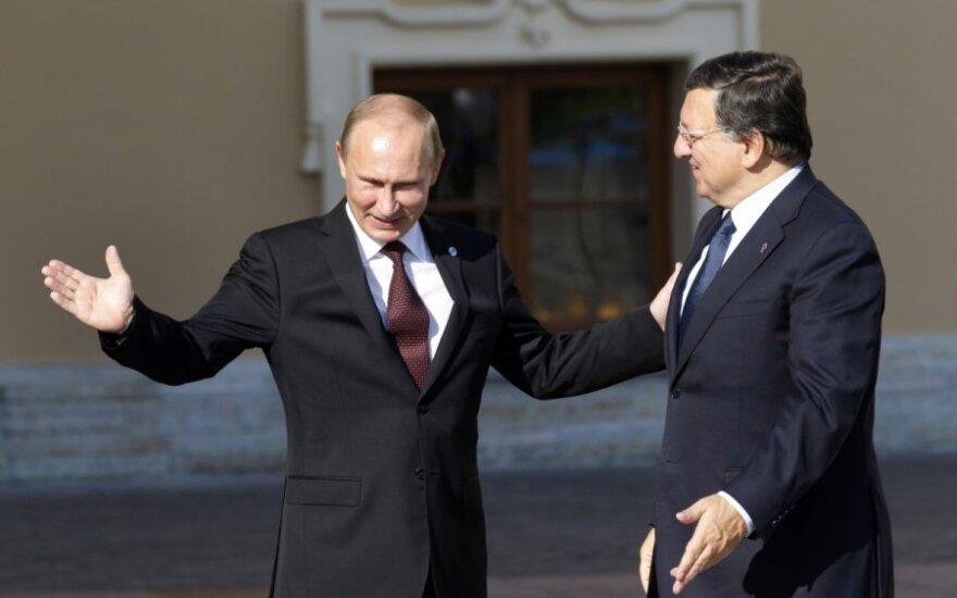 Vladimiras Putinas, Jose Manuelis Barroso