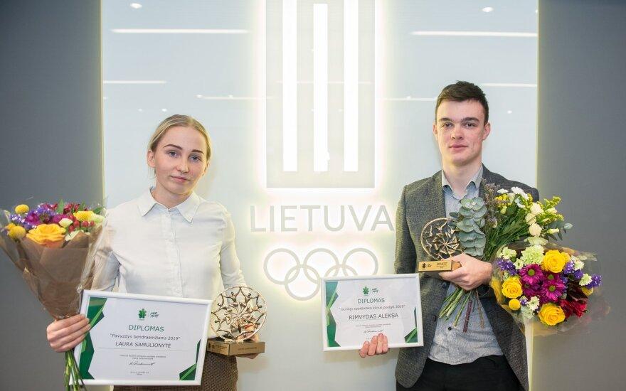 """Paskelbti """"Lietuvos Fair Play apdovanojimų"""" laureatai"""