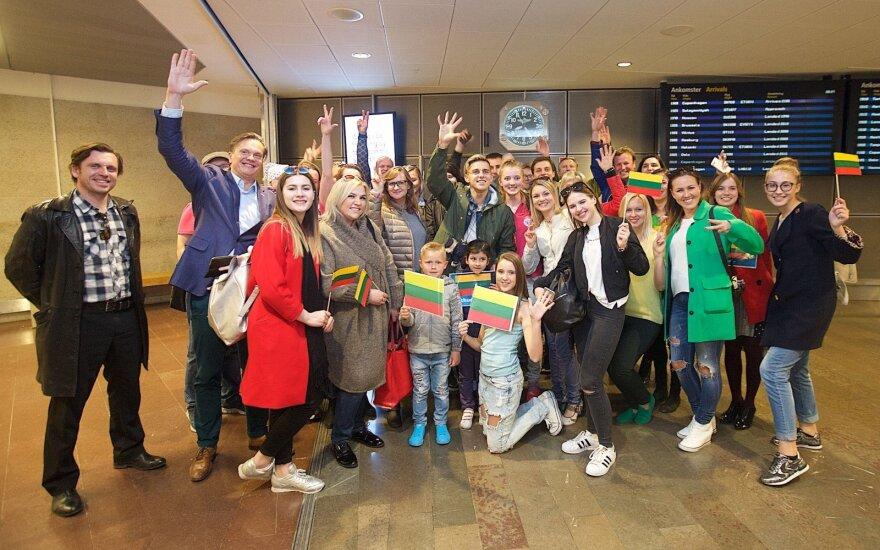 Lithuanian Community in Sweden