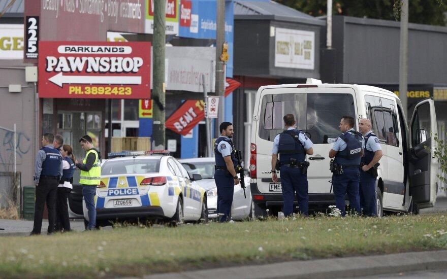 Linkevičius reiškia užuojautą dėl Naujojoje Zelandijoje įvykusių šaudynių