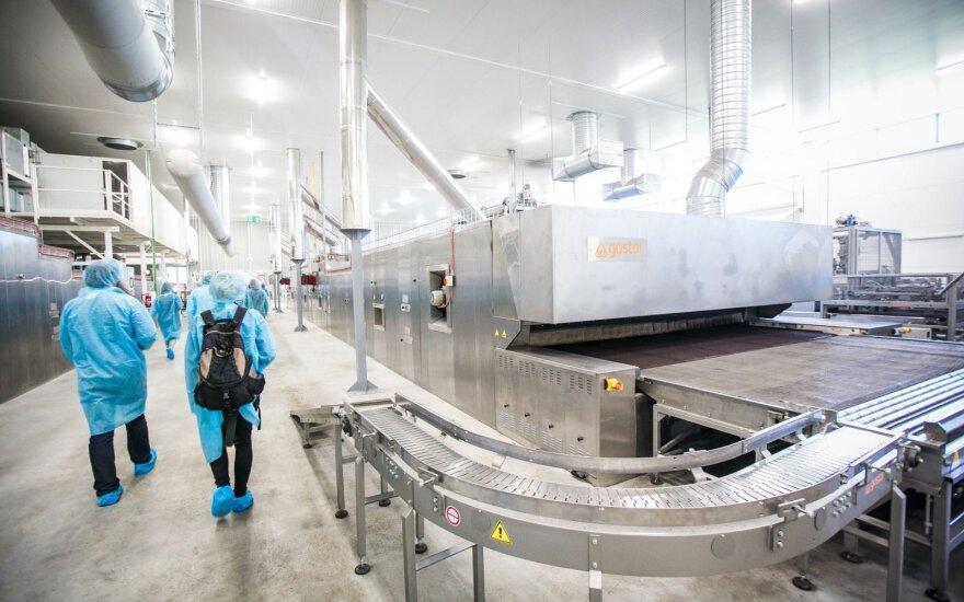 Metinis Lietuvos pramonės augimas gruodį viršijo ES vidurkį