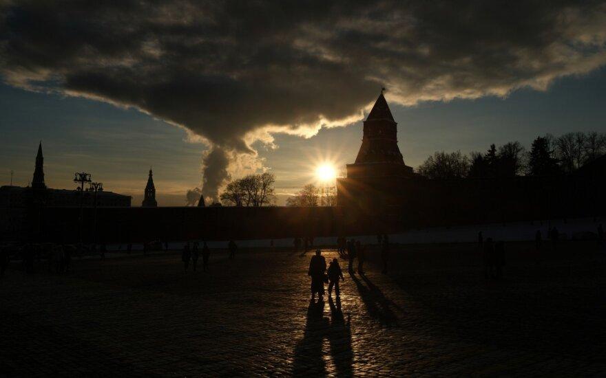 Rusija šiemet neteko 2,1 karto daugiau privataus kapitalo