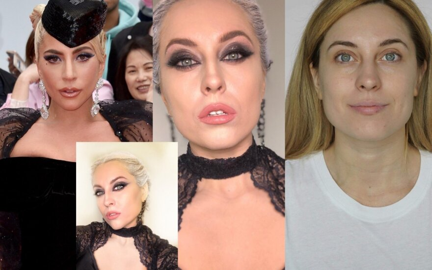 Olesia Žuravliova, Lady Gaga