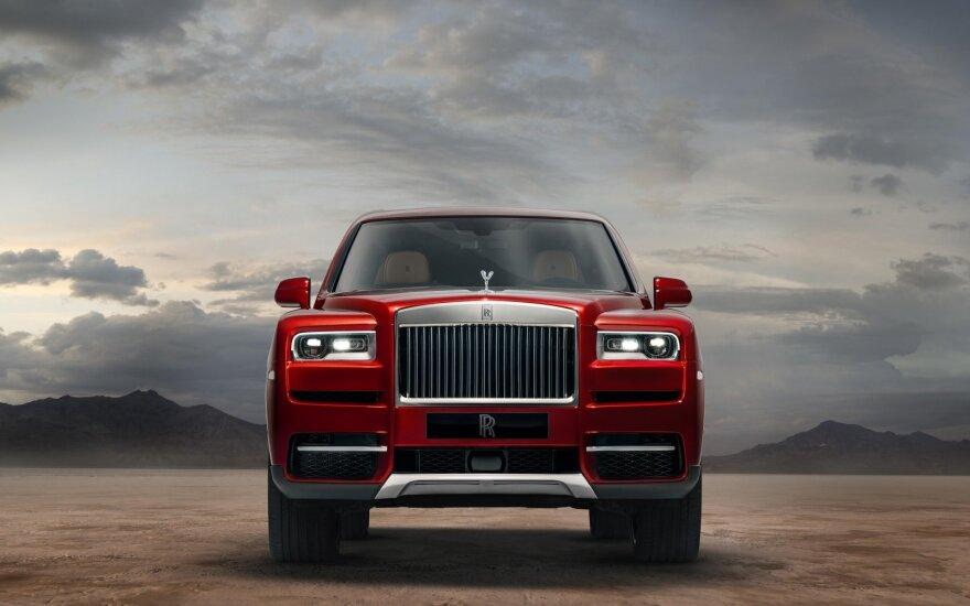 """""""Rolls-Royce Cullinan"""""""