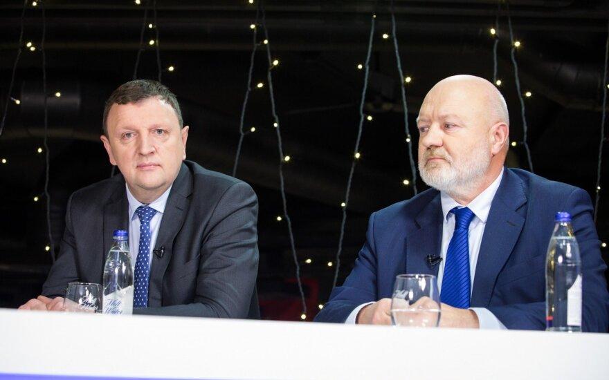 Liberalų lyderiai buvo paprašyti įvardinti tris Grybauskaitės trūkumus