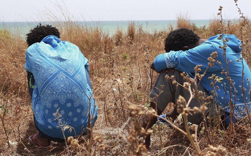 Migracija: dvi aiškiai neįvardytos tiesos, apie kurias nenorima atvirai kalbėti