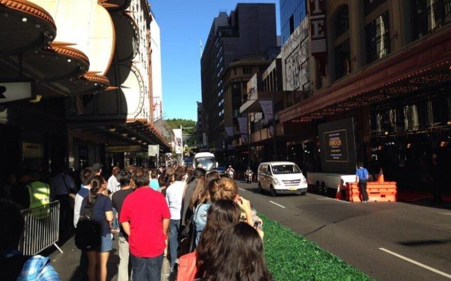 Australijoje girtam vairuotojui įvažiavus į pėsčiųjų taką, žuvo keturi vaikai