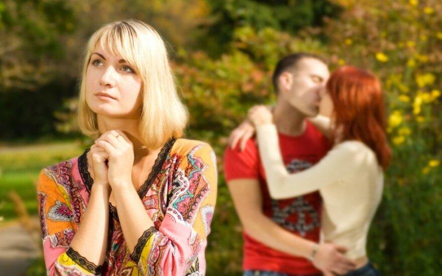 Neištikimybės teorija: kodėl išduodame antrąją pusę?