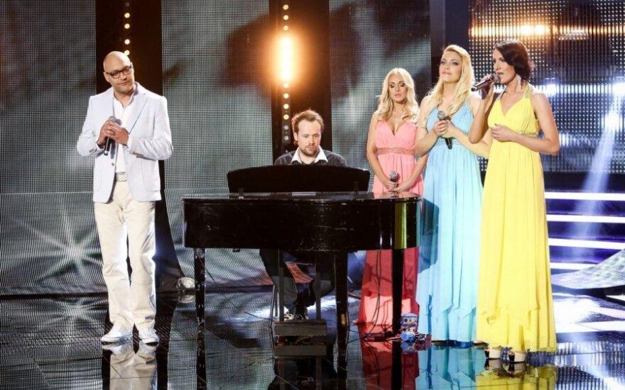 """Interviu su """"Žvaigždžių duetų"""" dalyviu J.Jonušu: aš pats ir esu grupė"""