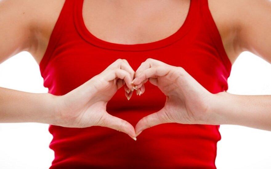 9 dalykai apie širdies ligas, kuriuos turėtų žinoti kiekviena moteris