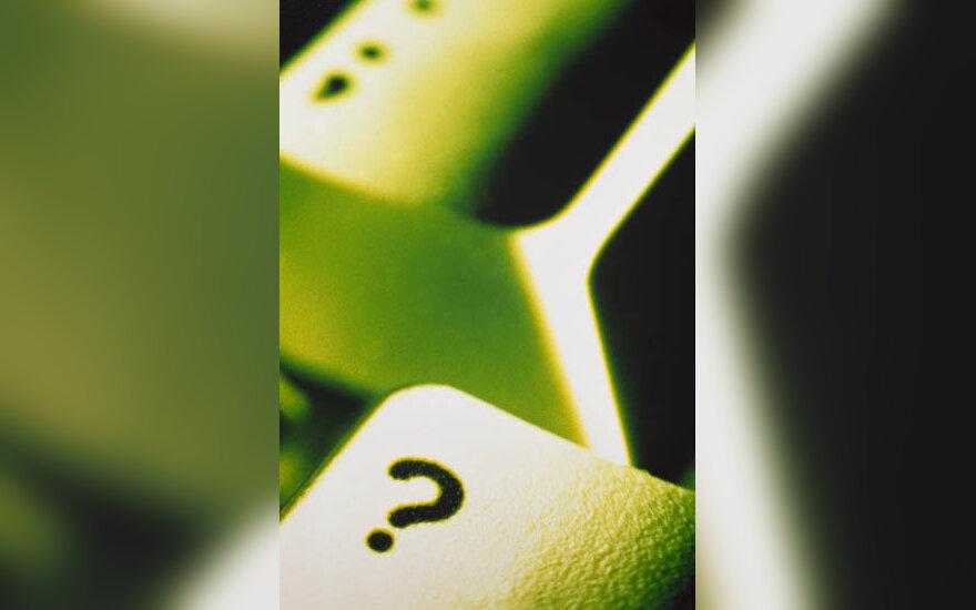 klaustukas, klausimas, abejoti, sprendimas