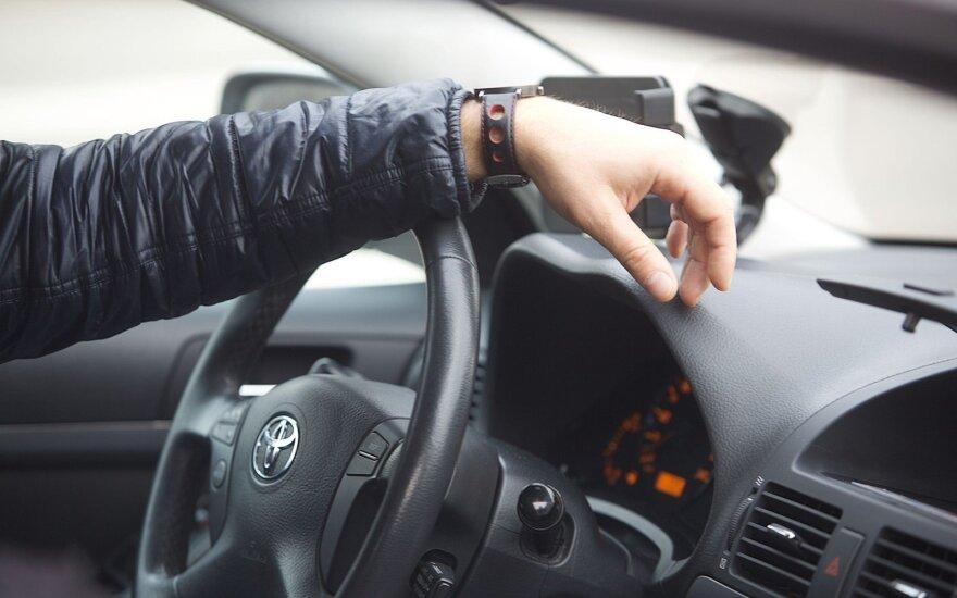 Vilnietę pribloškė taksi kaina – pasijuto apiplėšta vidury baltos dienos