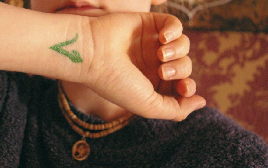 Veganiškos tatuiruotės