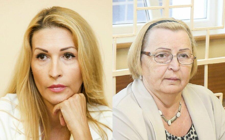 Daina Bosas ir Margarita Jadvyga Malukienė