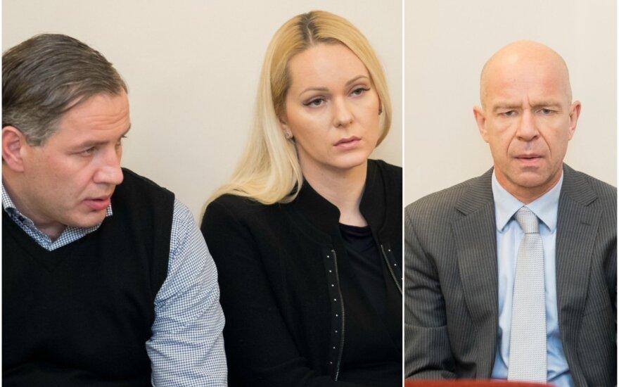 Darius Šulskis, Patricija Šulskienė ir Ignas Staškevičius