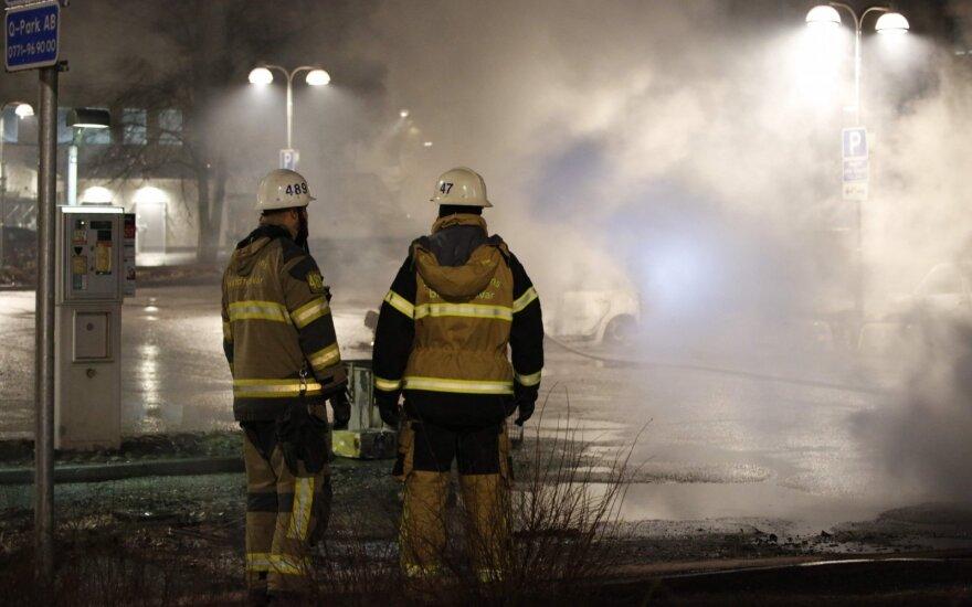 Švedijos ugniagesiai