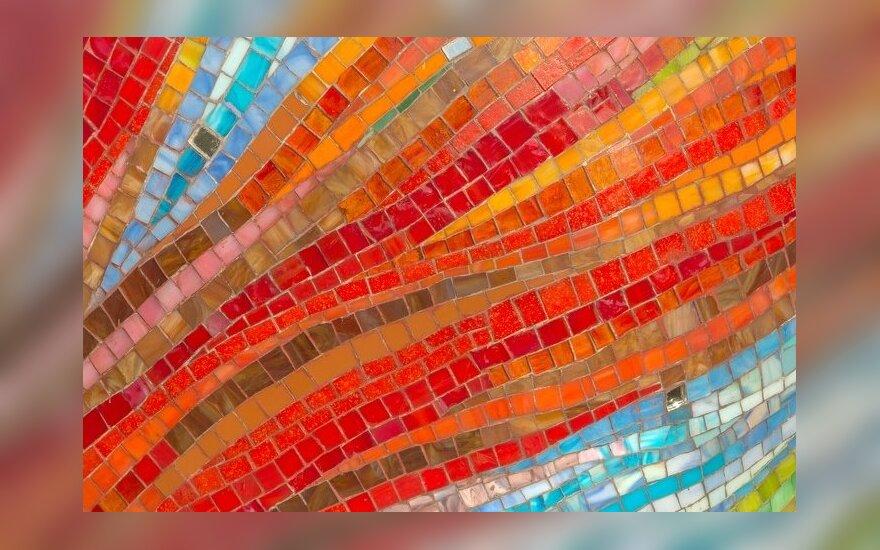 Namų dekoras: 5 mozaikos meno tipai