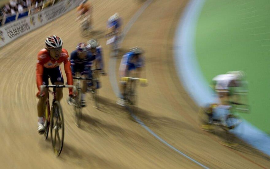 Moterų dviračių treko varžybos