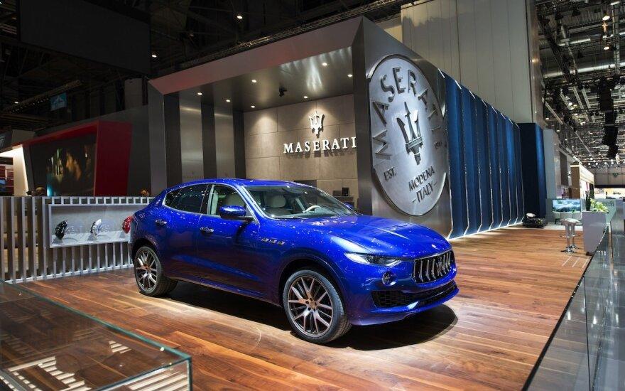 """""""Maserati Levante Ermenegildo Zegna"""""""