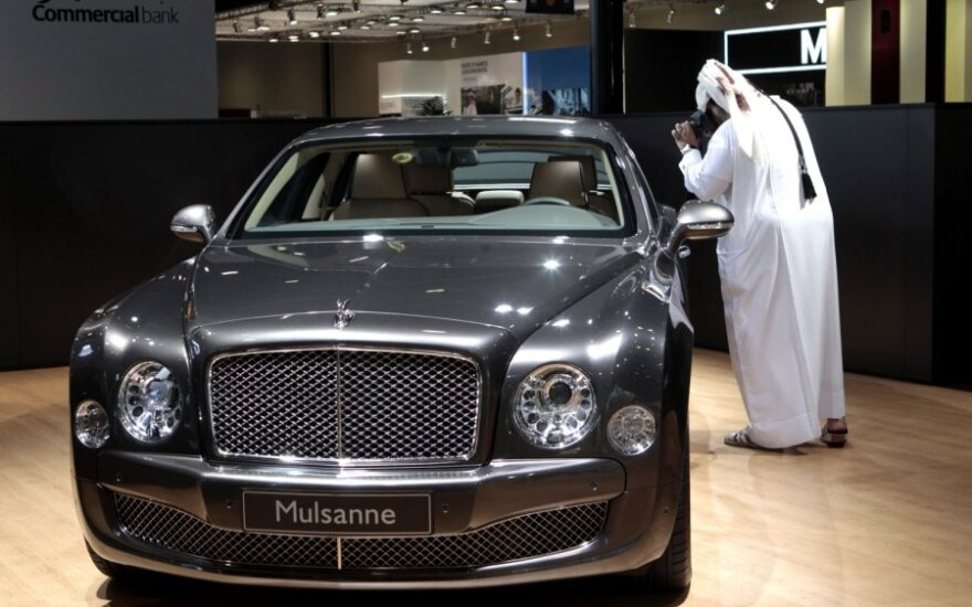 Kataro automobilių paroda