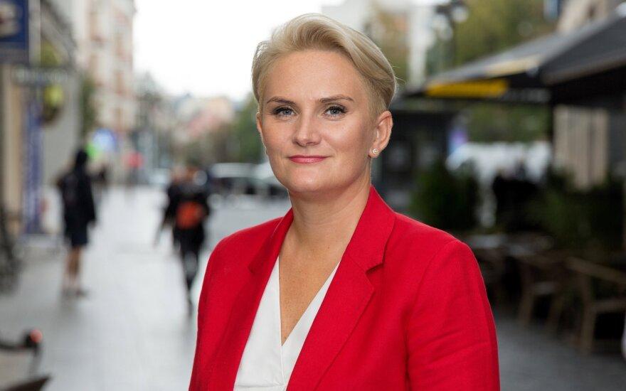 Netikėčiausiais karjeros posūkiais garsėjanti Mašalė apie gana naują Lietuvoje profesiją, darbo atostogas Azijoje ir nematomus liūtus