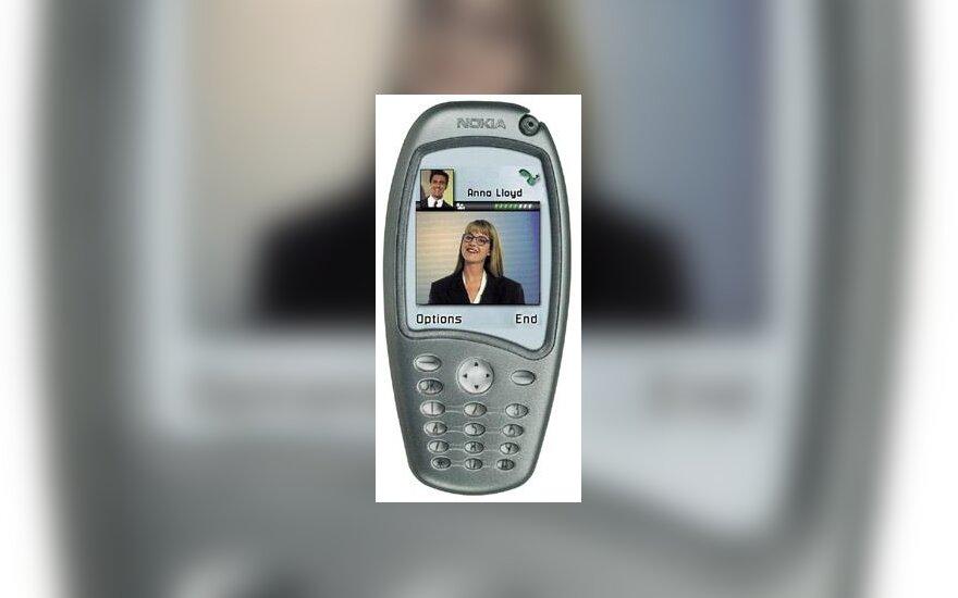 3G telefono prototipas
