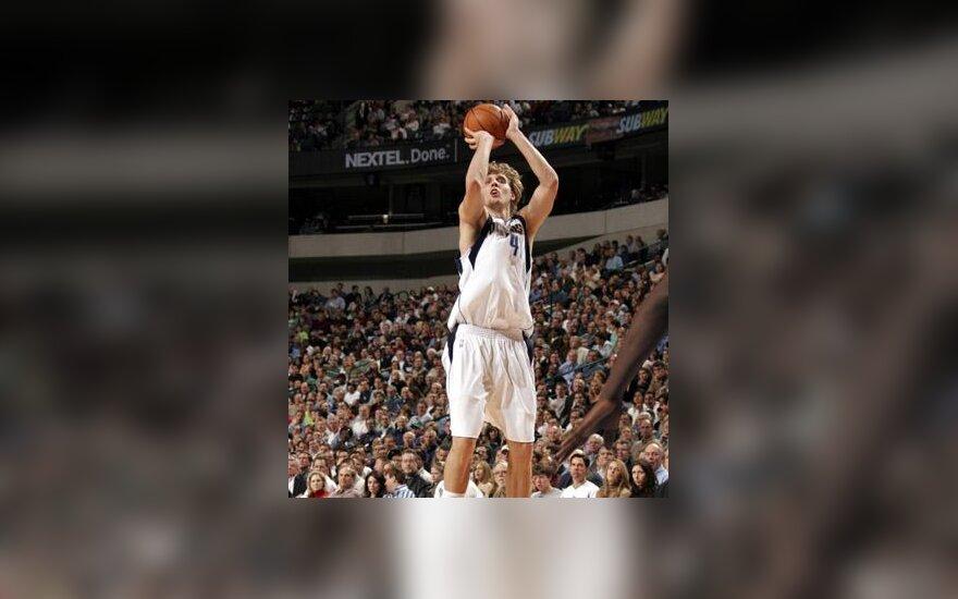 """Dirk Nowitzki (""""Mavericks"""")"""