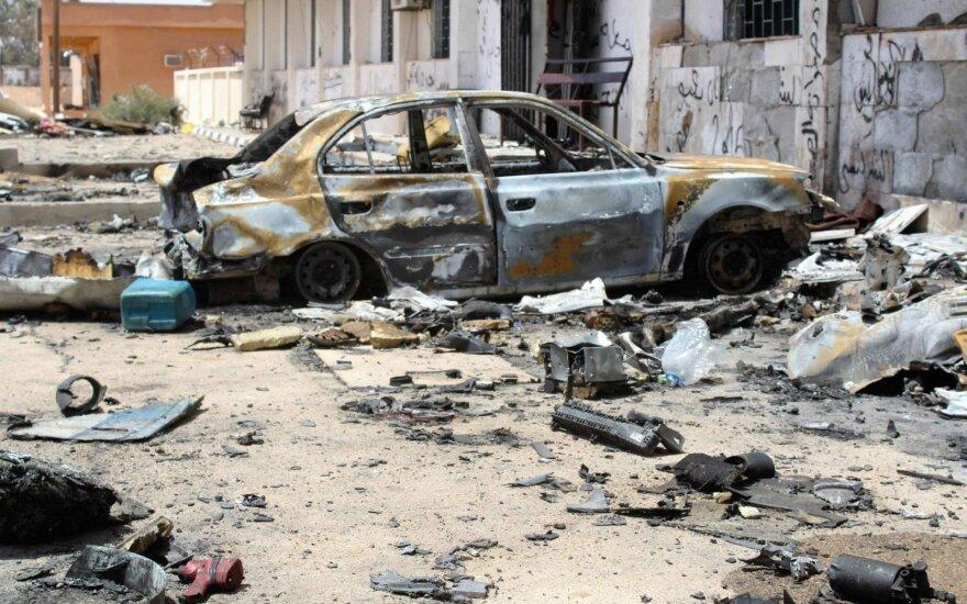 Po kruvino išpuolio – teroristų grupuotės prisipažinimas