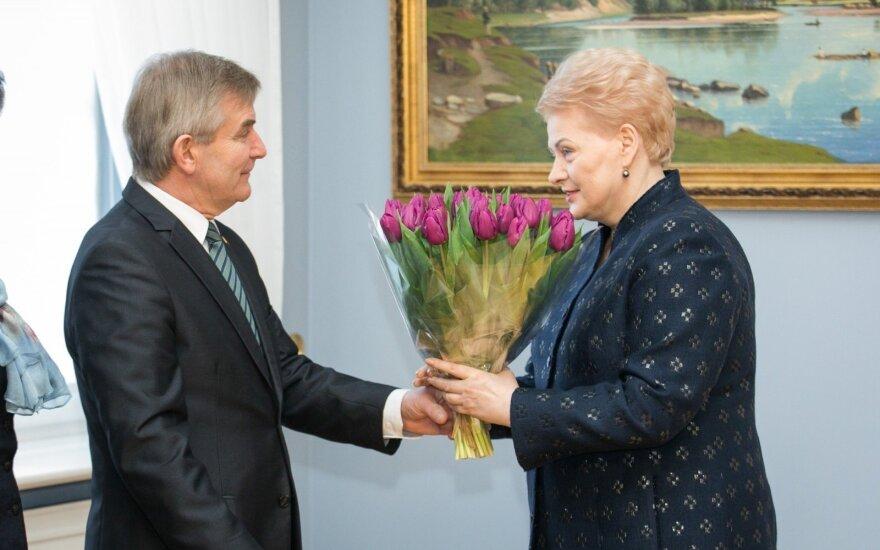 Grybauskaitė: nenoriu kritikuoti, rinkimai – valdančiųjų įvertinimas