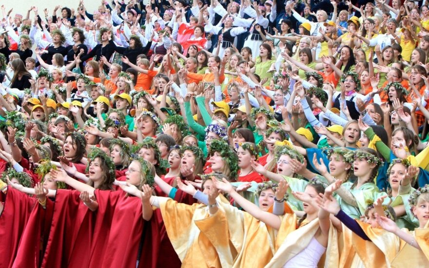 Nurodė, kokie laukia eismo pokyčiai ir ribojimai sostinėje Dainų šventės metu